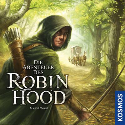 Die Abenteuer des Robin Hood Cover