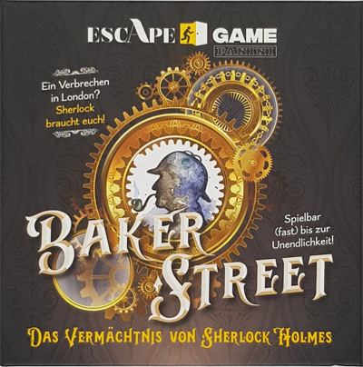 Baker Street Cover