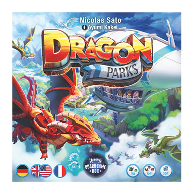 Dragon Parks Cover