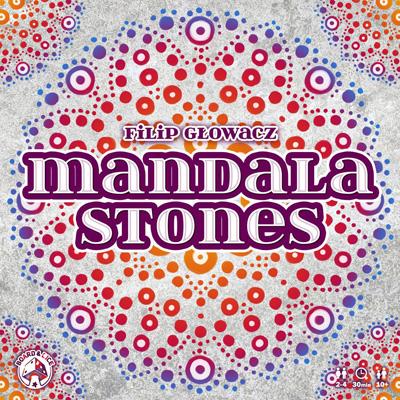 Mandala Stones Cover