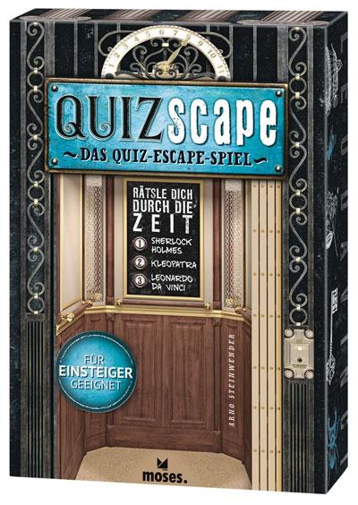 QUIZscape Cover
