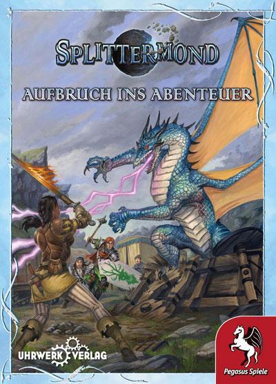 Splittermond Cover