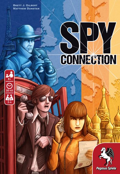 Spy Connection Cover