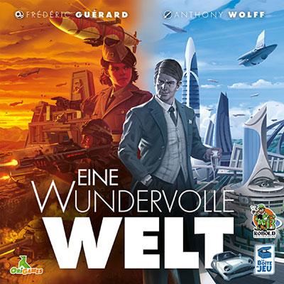 Eine Wundervolle Welt Cover