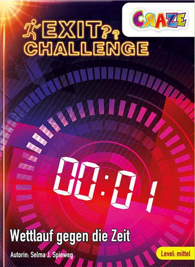 Exit Challenge: Wettlauf gegen die Zeit - Cover
