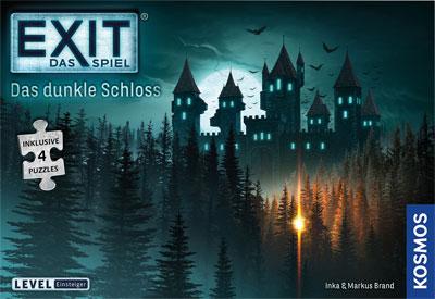 Exit - Das Spiel + Puzzle: Das Dunkle Schloss Cover