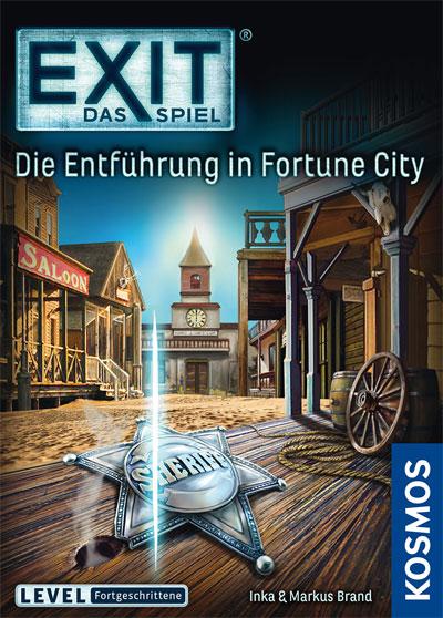 Exit - Das Spiel: Die Entführung in Fortune City