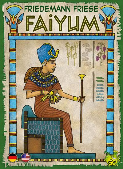 Faiyum Cover