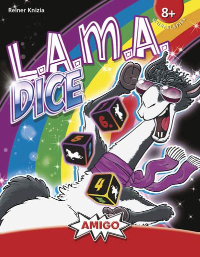 LAMA Dice Cover