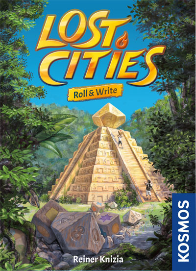 Lost Cities R&W Cover