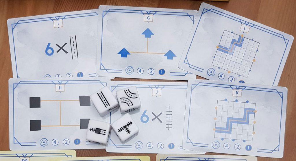 RR Ink Challenge Zielkarten