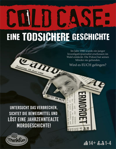 Cold Case: Eine todsichere Geschichte Cover