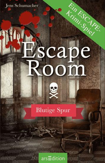 Escape Room - Blutige Spur Cover