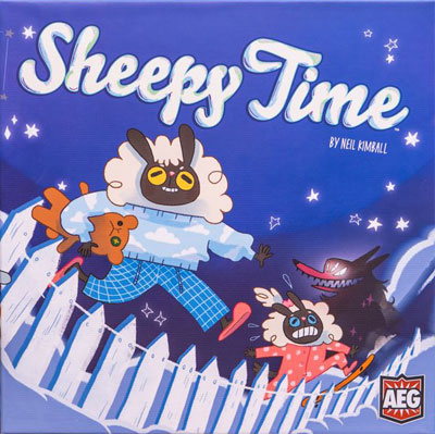 Sheepy Time Cover