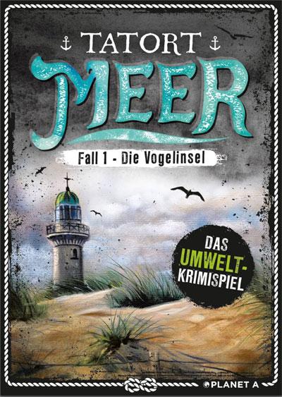 Tatort Meer - Fall 1: Die Vogelinsel Cover