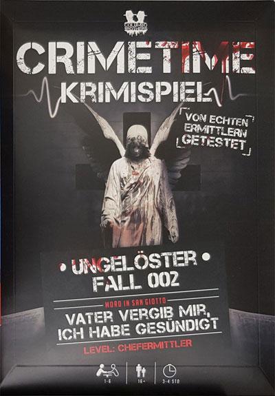 CrimeTime 002 Cover