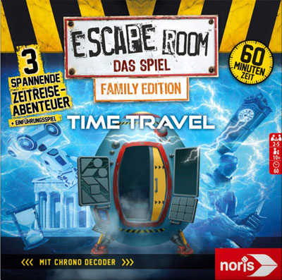 ER Time Travel Cover