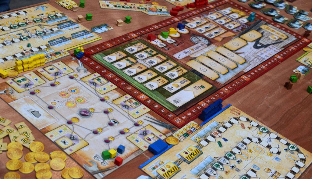 Ultimate Railroads Proto