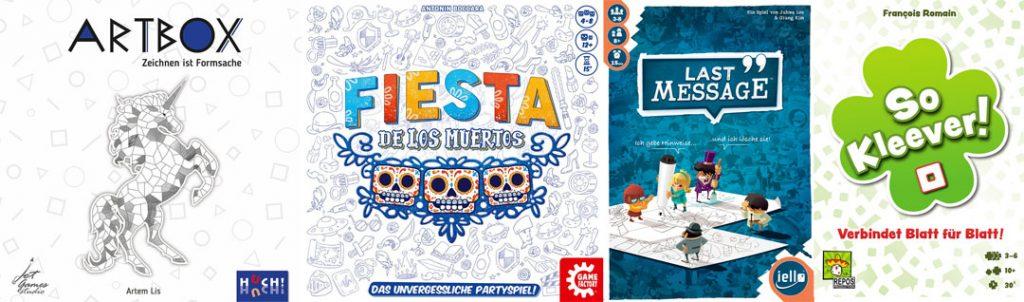Artbox - Fiesta de los Muertos - Last Message - So Kleever! Cover