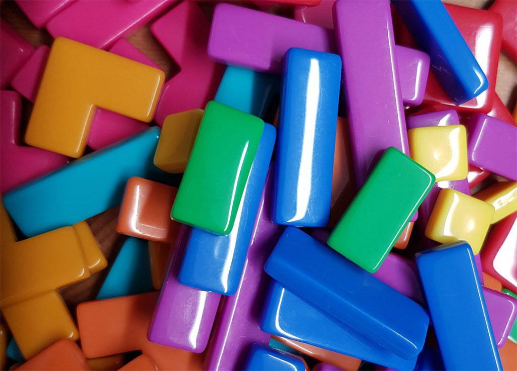 Project L Puzzle-Steine