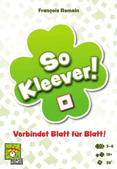 So Kleever! - Cover