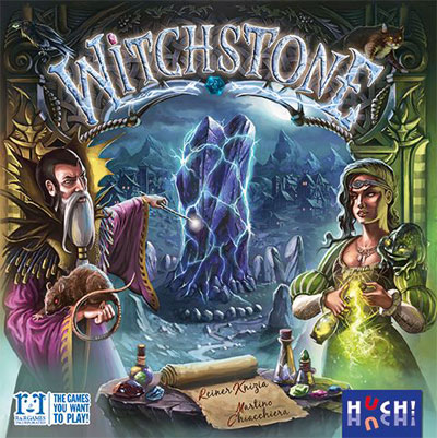 Witchstone Cover